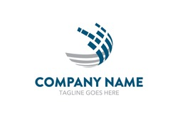 Business And Consulting Logo Template