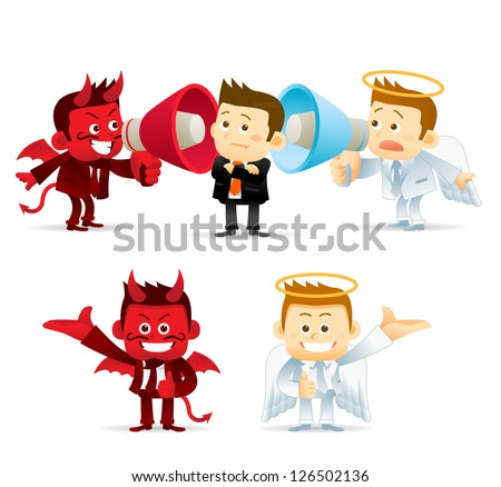 Business Angel & Devil