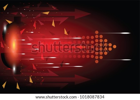 Business background concept,Abstract success, break the money - Vector  Illustration Technology,Business ,Backgrounds; Abstract; Success,Barrier,Concepts & Topics