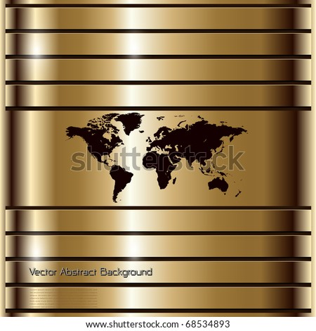 business background gold with