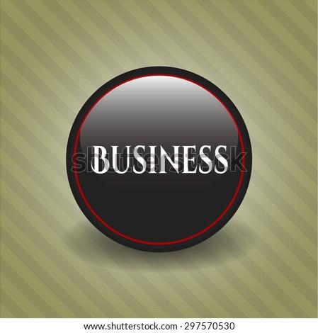 Business black badge