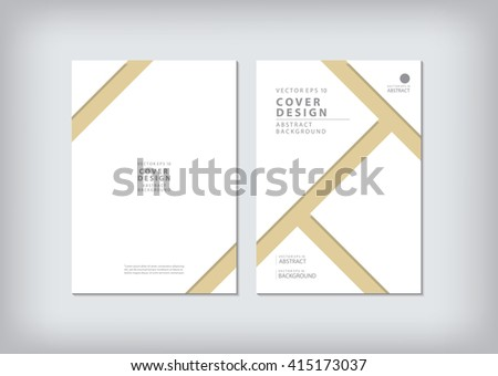 business brochure flyer modern presentation background download