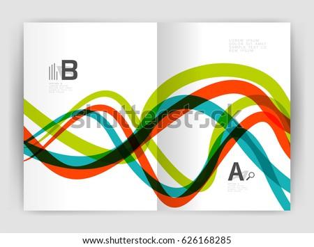 business brochure flyer