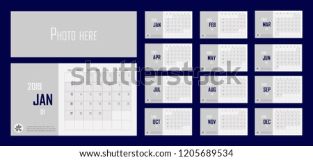 stock-vector-business-calendar-set-vector-illustration-layers-grouped-for-easy-editing-illustration-for