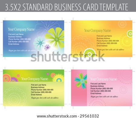 Business Card Set 2