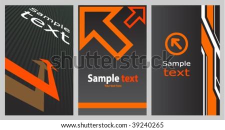 Business card (set 15)