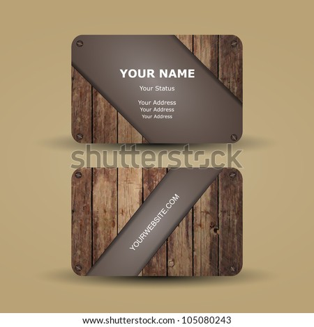 Business Card Template