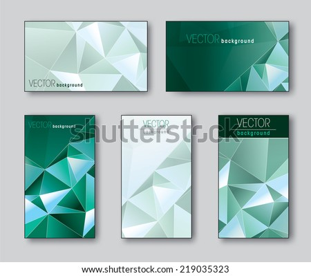 Business card with ice download free vector art stock graphics business cards templates vector illustration reheart Gallery