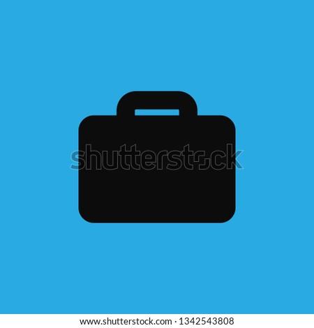 business case icon vector