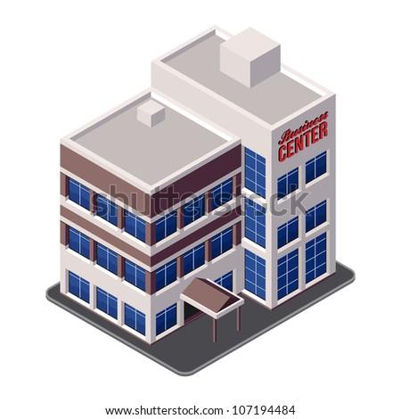 Business Center Buildi...