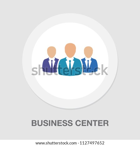 business center help, technical support icon, computer service support, tech support concept