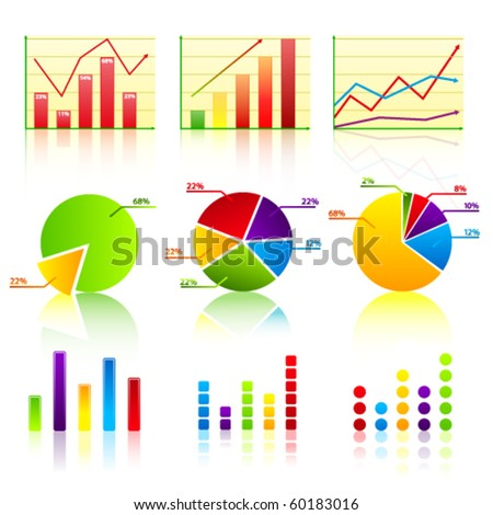 Business chart collection 1