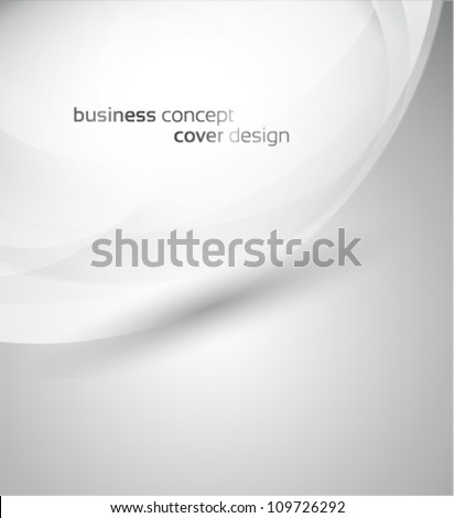 business concept cover design