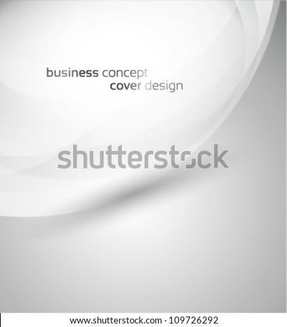 business concept cover design