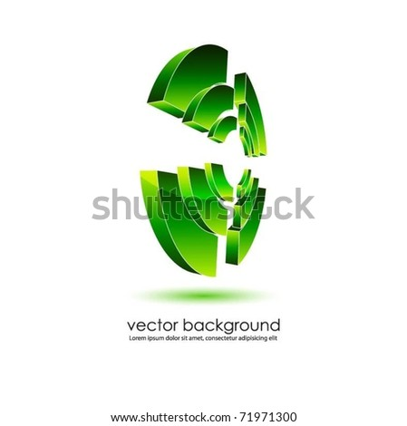 business concept design-vector