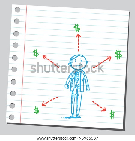 Business concept (making money)