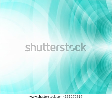 business concept minimalistic elegant background with soft colors. ideal for cover designs. wavy smooth background. web site background. turquoise, emerald blue background. presentation background