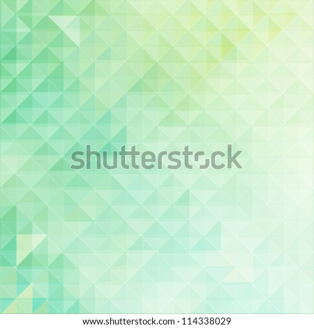 Business concept mosaic background
