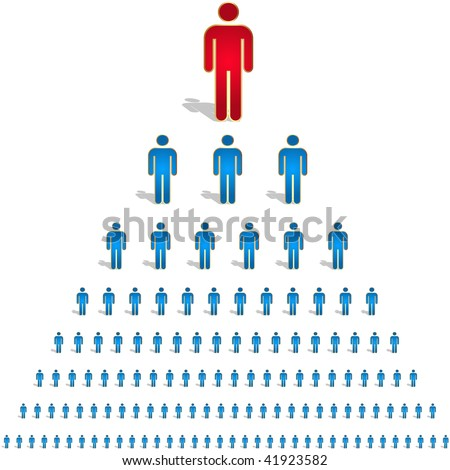 Business concept. Vector illustration.