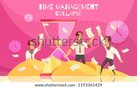 business concept with office