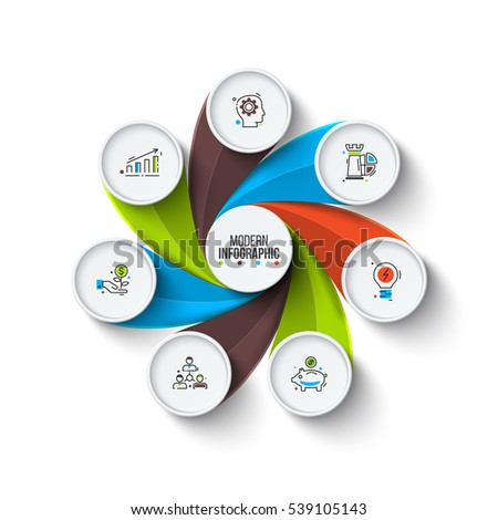 stock-vector-business-data-visualization-abstract-elements-of-cycle-diagram-with-steps-options-parts-or