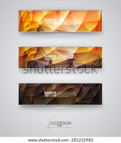 business design templates set