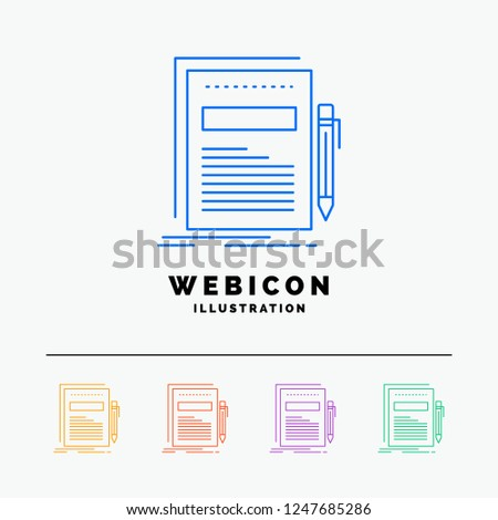 business  document  file  paper