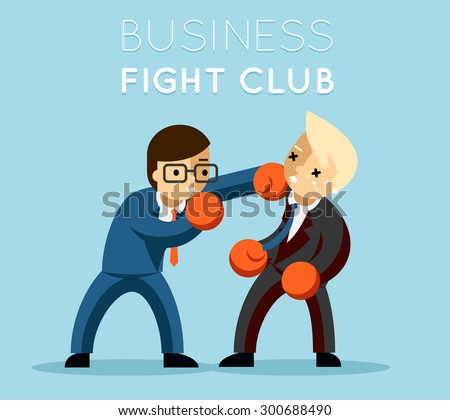 business fight club boxing and