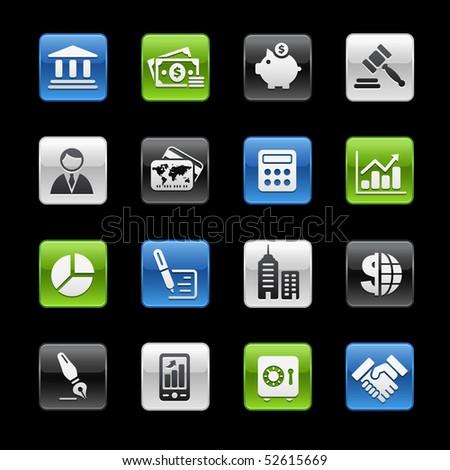Business & Finance // Gelbox Series