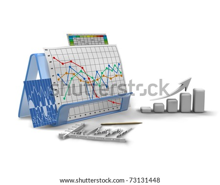 business graphic, diagram, bar, chart
