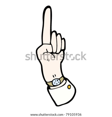 business hand pointing up cartoonCartoon Hand Pointing Up