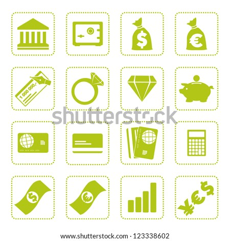 Business - icons 1