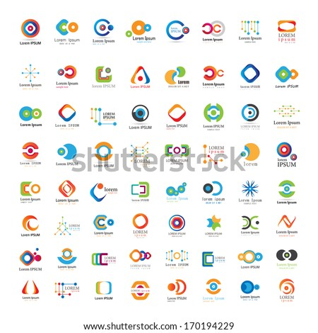 Business Icons Set - Isolated On White Background - Vector Illustration, Graphic Design Editable For Your Design. New Icons