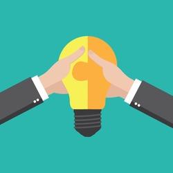 Business idea connection