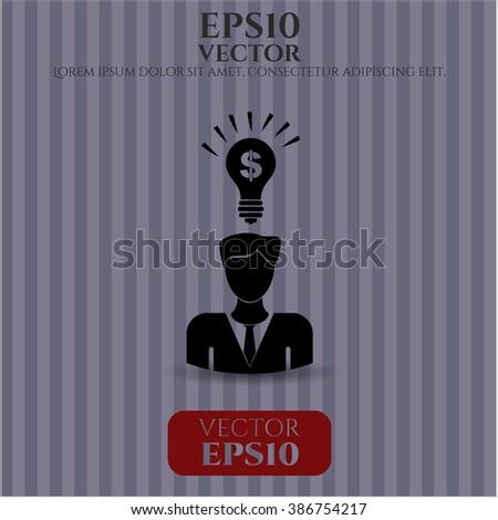 Business Idea symbol