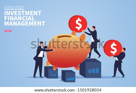 Business investment and financial financial management
