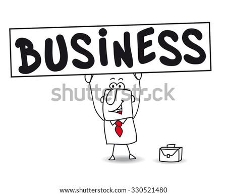 business joe  the businessman