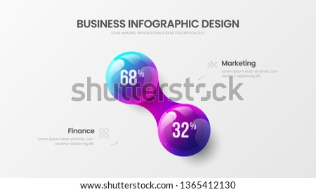 business 2 option infographic