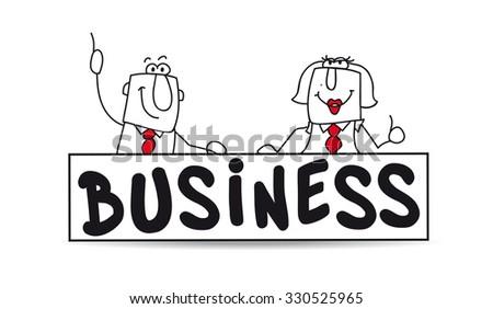business partnership joe and