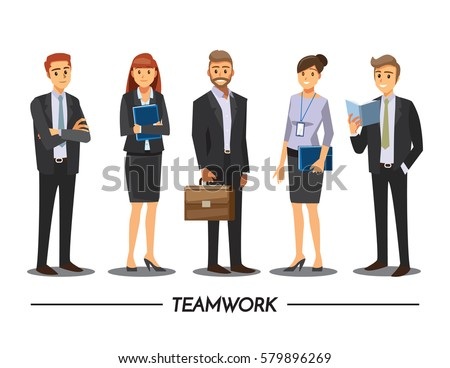 business people teamwork