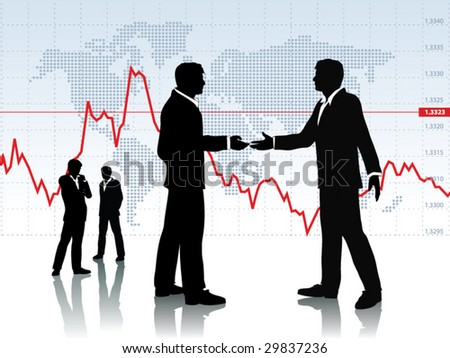 business people trader
