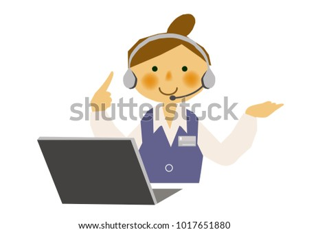 Business person clip art. Clip art of secretary,Office Lady,Receptionist,guide. Clip art of a person's gesture.