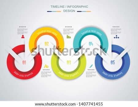 Business pie chart for documents and reports for documents, reports, graph, infographic, business plan, education.