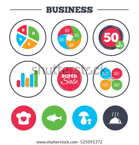 business pie chart growth