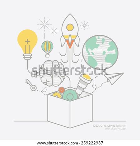 business plan idea concept