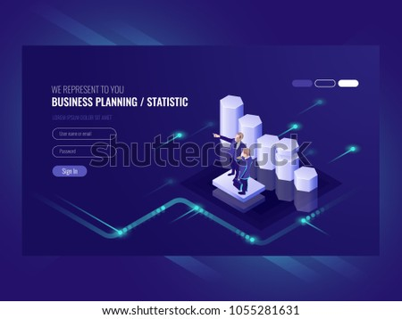 business planning  statistic