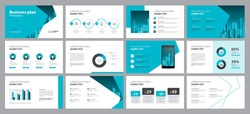 business presentation backgrounds design template and page layout design for brochure ,book , magazine, annual report and company profile , with infographic timeline elements design concept