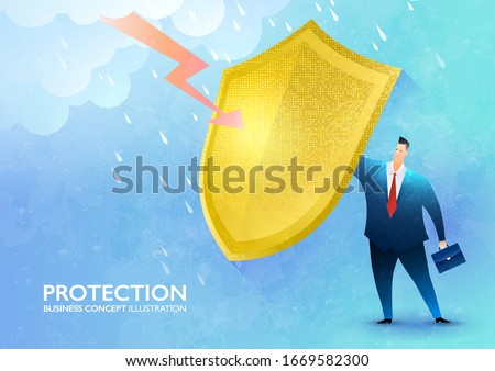 business protection concept