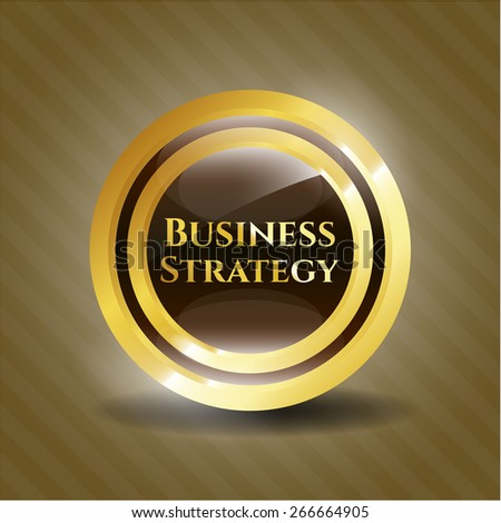Business Strategy gold badge
