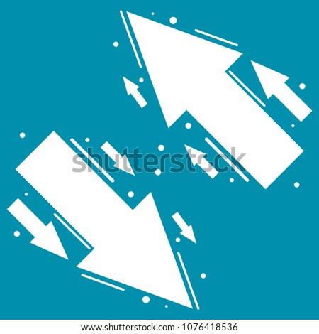Business Team. Job. Businessman and manager. Plan. Conversation. Ideas. Concept vector illustration  #1076418536